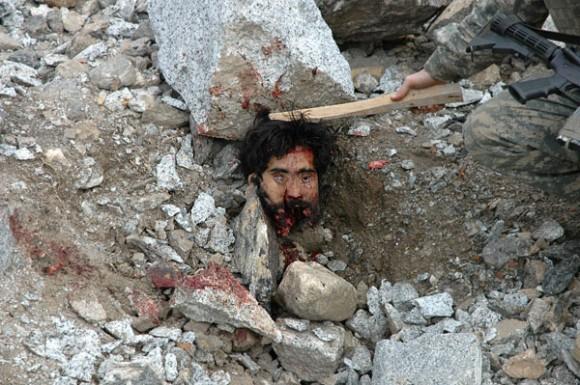 Ejército de EEUU asesina a civiles inocentes en Afganistán