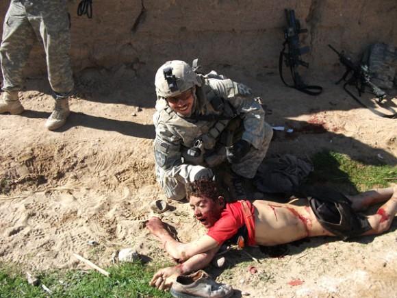 Afganistán: El ejército de EEUU, responsable de actos como estos ahora bombardea Libia en nombre de los derechos humanos.