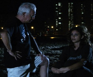 Termina rodaje del más reciente filme de Gerardo Chijona