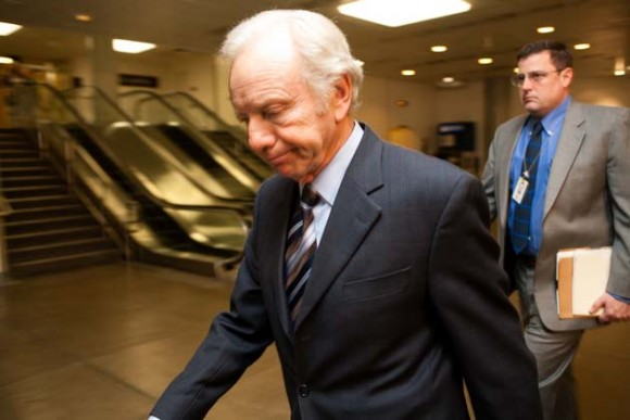 Sen. Joseph Lieberman. Foto: Brendan Hoffman/Getty Images/AFP