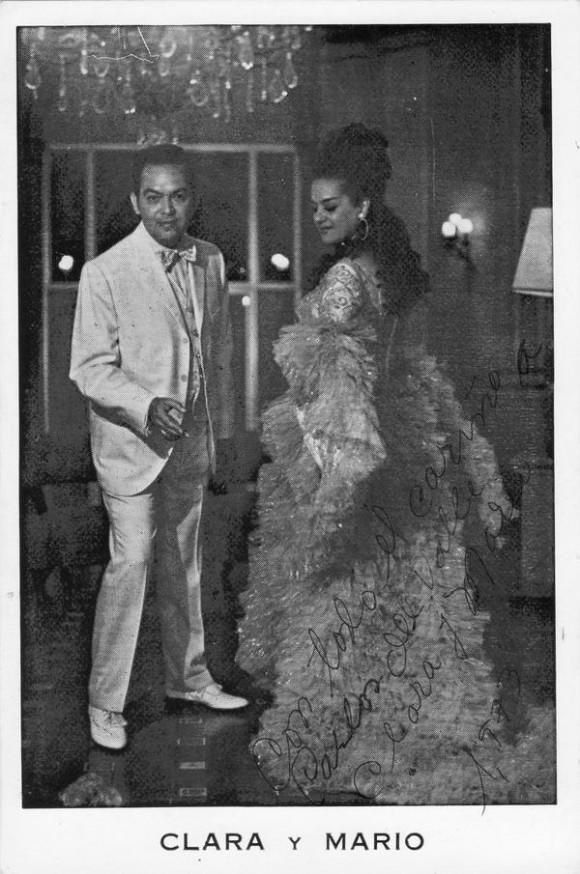 """Mario Rodríguez, conocido cantante cubano que integró por más de 25 años el emblemático dúo romántico """"Clara y Mario"""", murió en La Habana a los 76 años,"""