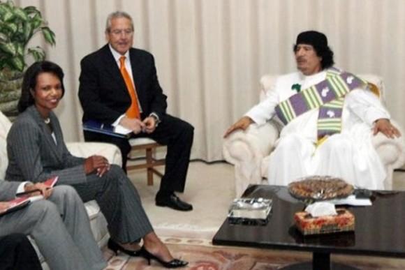 Charlando con Condoleezza Rice