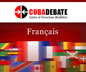 Cubadebate en Francés