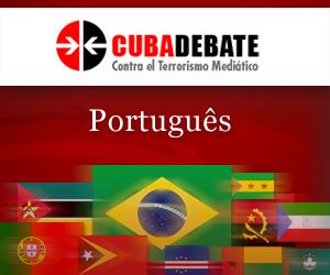 Cubadebate en Portugués