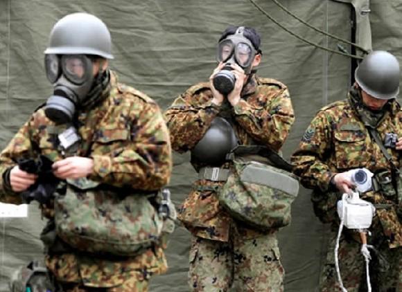 Fugas radioactivas en Fukushida. Foto: Reuters