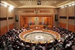 Reunión Liga Árabe