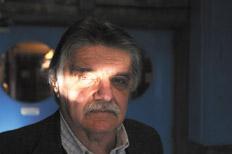 Horacio González, director de la Biblioteca Nacional de Argentina. Foto: Página 12