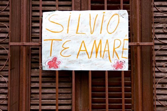 Declaración. Foto: Alejandro Ramírez Anderson