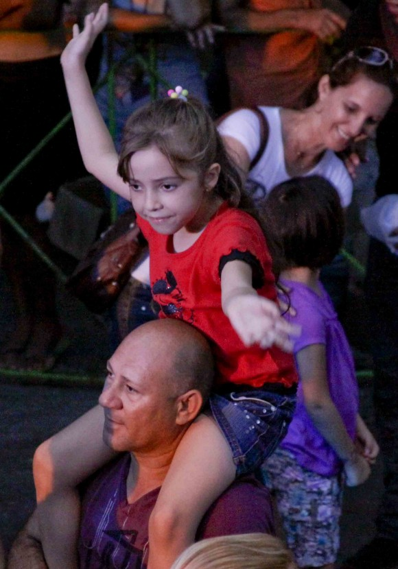Celebración. Foto: Alejandro Ramírez Anderson