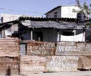 Graffiti en La Corea. Foto: Alejandro Ramírez Anderson