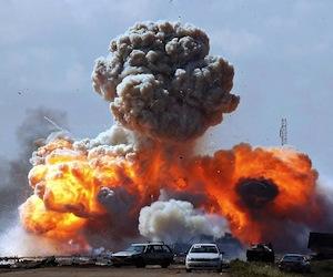 Trípoli denuncia que los británicos bombardearon campo petrolífero en el este