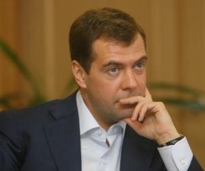Dimitri Medvedev.