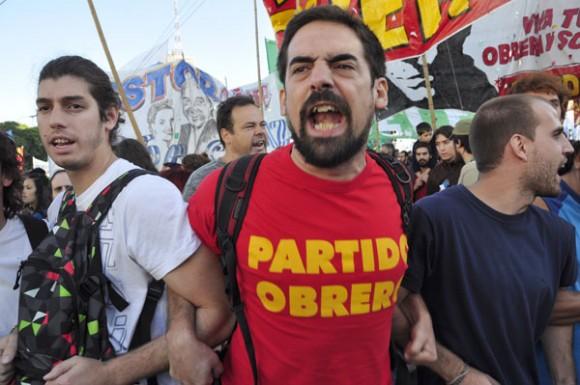 Argentina: ¡Ni olvido, ni perdón! Foto: Kaloian Santos Cabrera