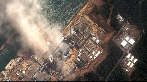 Nueva explosión en Fukushima. Foto: AP/ El País