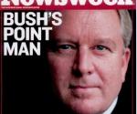 Portada de Newsweek durante el golpe de Estado en Venezuela. Foto: Página web de Otto Reich www.ottoreich.com
