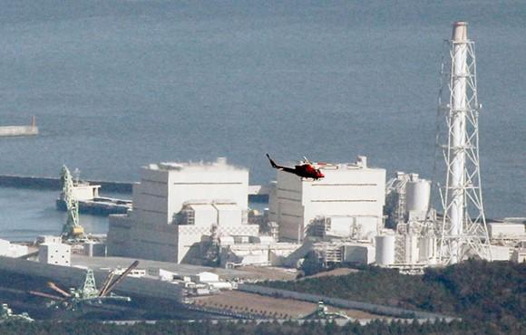 Planta nuclear Fukushima 1. Foto: AFP