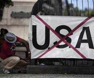 Viaje de Obama a Latinoamérica pasa desapercibido en EEUU