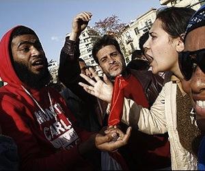 Últimos acontecimientos de la ola de protestas en Medio Oriente y el Magreb