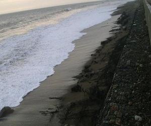 El tsunami proveniente del Japón tocó la costa del puerto de Talara, en Piura, a las 7 y 50 de la noche con olas de entre 20 y 40 cm., luego del fuerte terremoto de 8.9 grados de magnitud que destruyó el noroeste del país nipón y dejó al menos mil muertos.  El jefe de la Dirección de Hidrografía y Navegación de la Marina de Guerra, Javier Gaviola, informó que el oleaje no causó daños materiales. Tras el impacto de cuatro pequeñas olas, la marejada llegó a Paita con olas de apenas 15 centímetros de altitud.