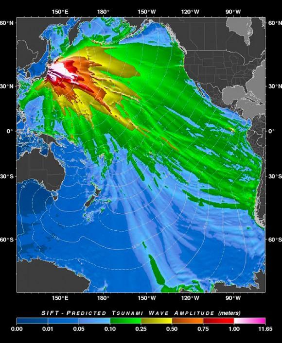 EFE/NATHAN BECKER/NOAA HANDOUTMapa EFE