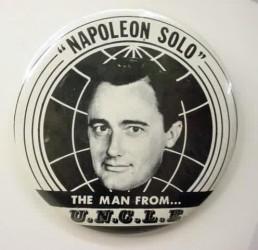 """Napoleón Solo, el personaje que """"inspiró"""" a Posada"""