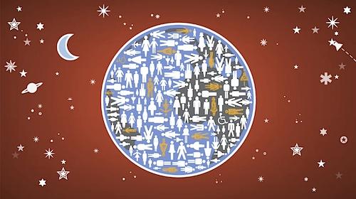 Una corto animado dirigido por Denis van Waerebeke hecho para la exhibición Bon Appétit en el museo de ciencia de París. La animación busca ayudar a los niños de 9 a 14 años entender la ciencia detrás de la alimentación y por que la nutrición es importante. El estilo de la animación y la narrativa visual hace de este corto educativo para los niños y para diseñadores que buscan dominar el poder de las historias.