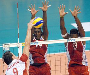Voleibol masculino: entre la afición y la realidad