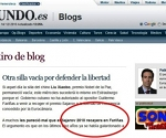 Artículo del eurodiputado Pablo Zalba en defensa del Premio Sajárov para Guillermo Fariñas