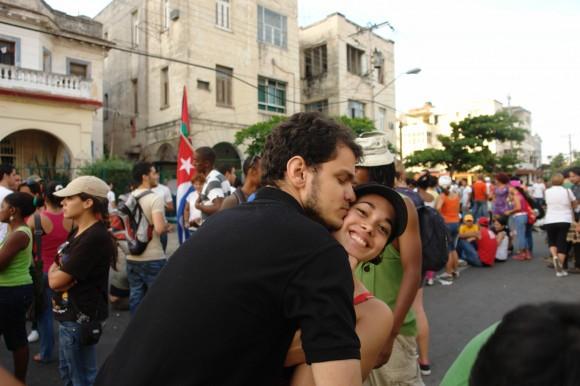 Marchar es un acto de amor