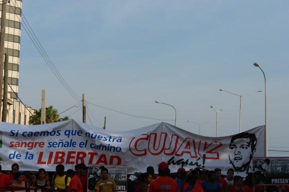 Los futuros ingenieros no se quedaron fuera. Foto: Rafael González Escalona/Cubadebate
