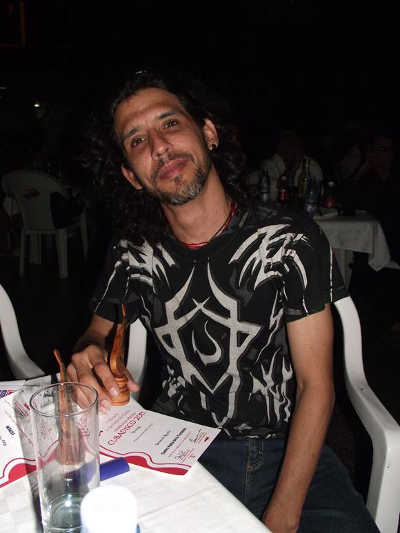 Samuel Águila nominado a Cubadisco 2011 en la categoría de Trova