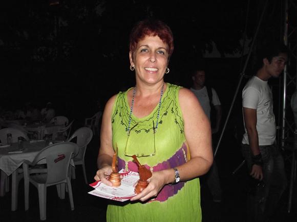 Martha Bonet, musicóloga y productora del sello Colibrí.