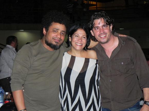 Polito Ibáñez, Ivette Cepeda y Lino Lores, nominados a Cubadisco 2011
