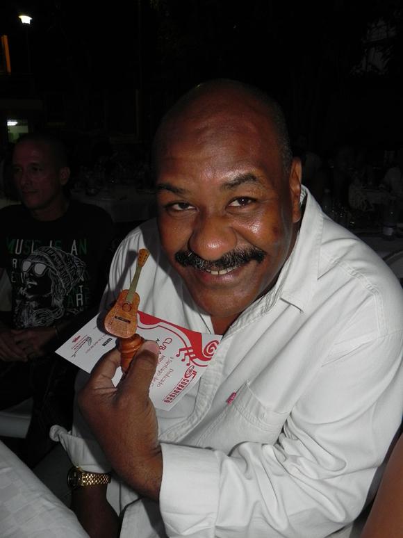 Emilio Vega una vez más nominado a Cubadisco