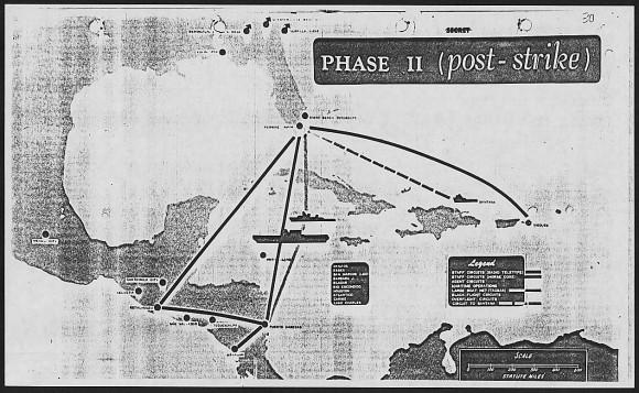 La II fase del plan para la intervención del Ejército de los EEUU.