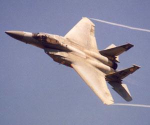 Aviones militares israelíes