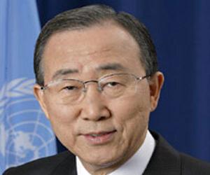 Inicia Ban Ki Moon visita oficial a Myanmar