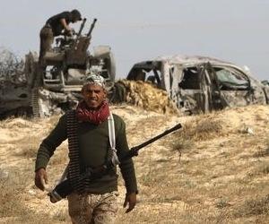 Libia: los opositores anuncian que tomaron el control de Brega (este)