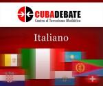 Cubadebate en Italiano