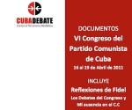Cubadebate VI Congreso del PCC