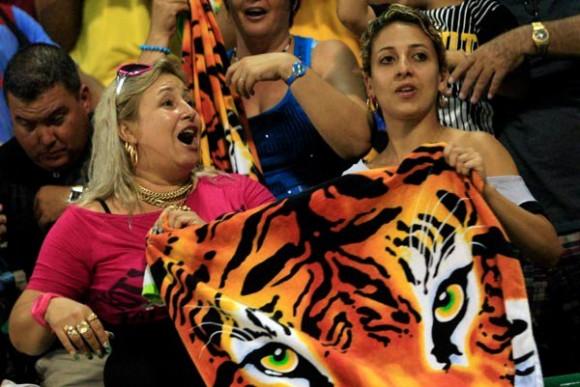 El tigre abrió los ojos en el San Luis