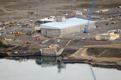 En Hanford, en el estado de Washington, se encuentra el lugar más contaminado en materia nuclear de occidente –AFP.