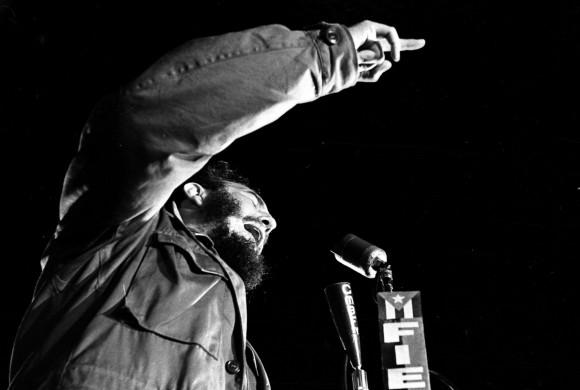 Fidel, el joven mayor