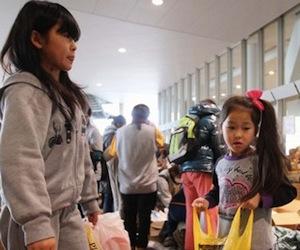 A un año del desastre de Fukushima, refugiados viven en la incertidumbre