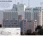 El Hotel Palestina.
