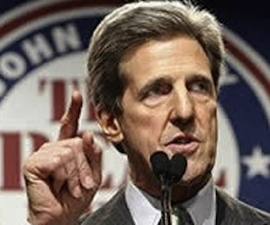 Obama considera al senador John Kerry para secretario de Defensa