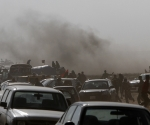 Libia esta mañana. Foto: EFE