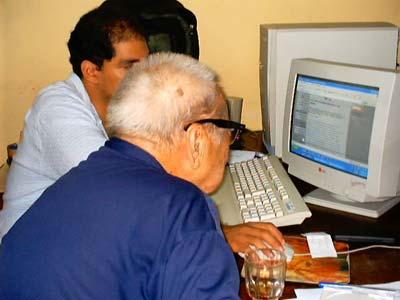 Luis Ortega en La Jiribilla