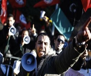 manifestacion-roma-libia