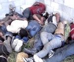 """La Fiscalía mexicana informó hoy que se """"tienen indicios"""" de que los 14 detenidos por la matanza de 72 personas, cuyos cuerpos fueron hallados esta semana en el norte del país, colaboraban con el cartel de las drogas de Los Zetas, organización responsable de otra masacre ocurrida en agosto pasado."""